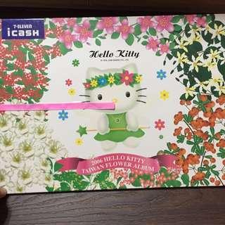 7-11 I Cash&花花胸章組 無悠遊卡功能