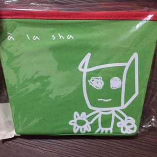 A La Sha 方塊小子置物盒