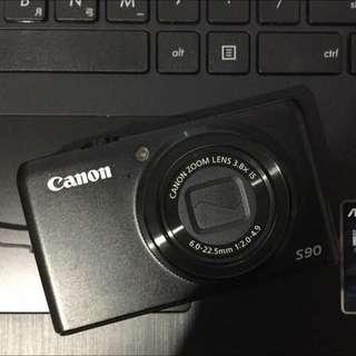 Canon S90類單眼