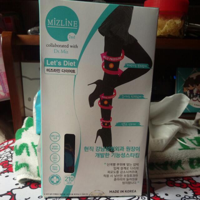 韓國提臀瘦腿褲襪