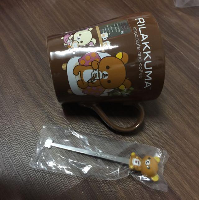 拉拉熊杯子