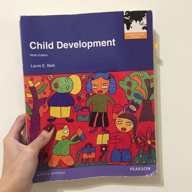 兒童發展原文書