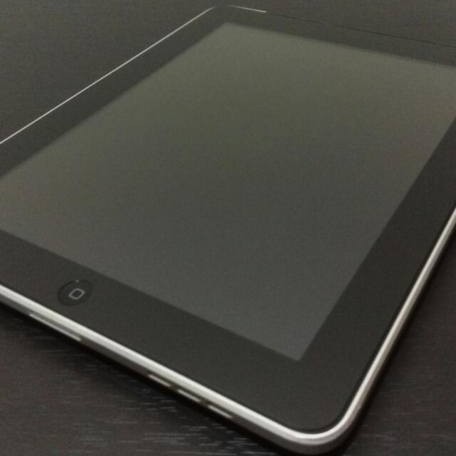 Apple ipad 1 經典的第一代 3G+Wifi 32G 極新