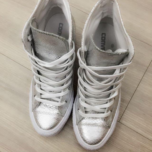 Converse👈增高鞋