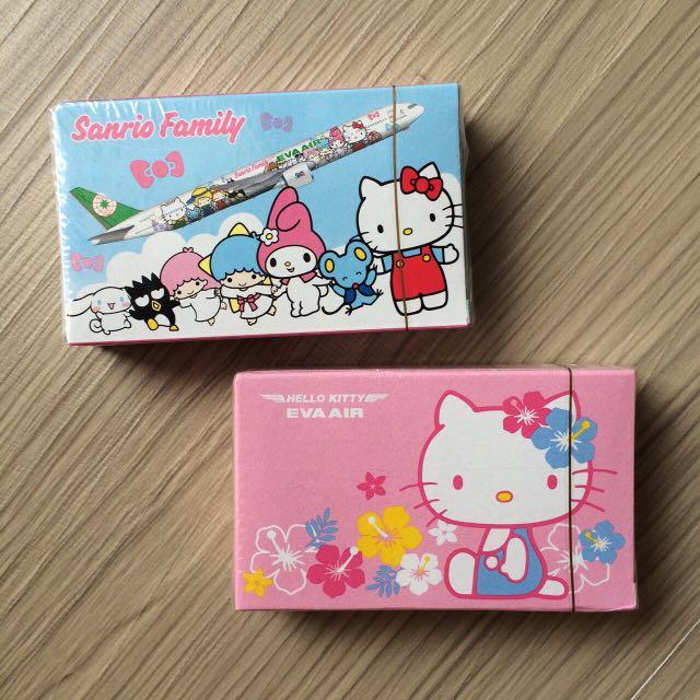 Hello Kitty 撲克牌