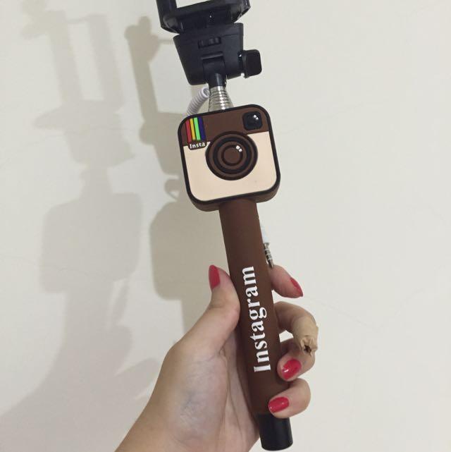 (保留)Instagram造型自拍棒