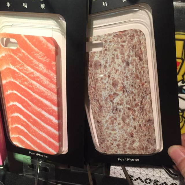 Iphone5起士/麵包