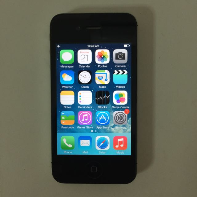 Iphone 4s 32gb, Electronics on Carousell