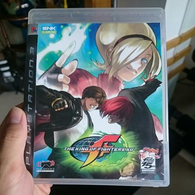 King Of Fighter Xii Ps3 Toys Games On Carousell