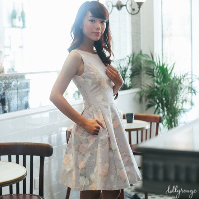 Lollyrouge Roseraie Reverie Dress [L]