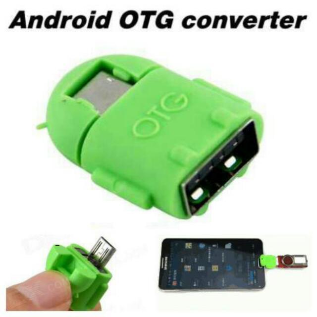 Micro USB OTG Adapter
