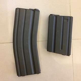 各廠牌 AR Hk416 系列 Aeg 電動槍通用 多連彈匣