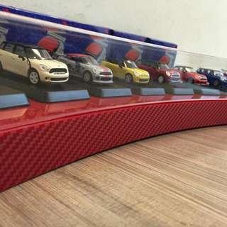 MINI組裝模型車 整組賣