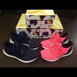 全新Adidas Ultra Boots 全藍