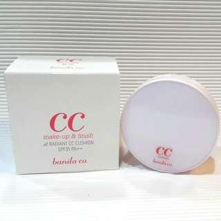 Banila CC霜 氣墊粉餅