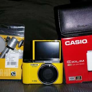 Casio ZR1500