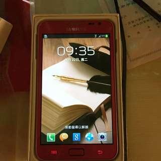 Note桃紅色-九成五新隨意賣$2000