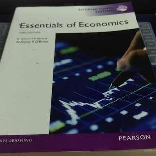 經濟原文書