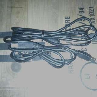New USB Cable Printer 2m