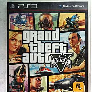 GTA V PS3 (Currently Reserved)