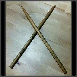 Wooden Drum Sticks For Rockband Game
