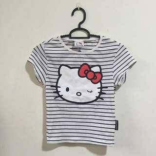 Cotton On Hello Kitty Crop TOP