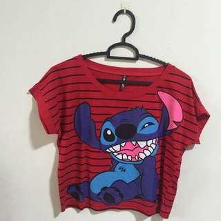 Stitch Crop Top