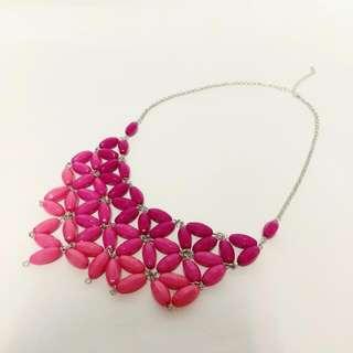 🆕甜美粉色系漸層質感項鍊💝