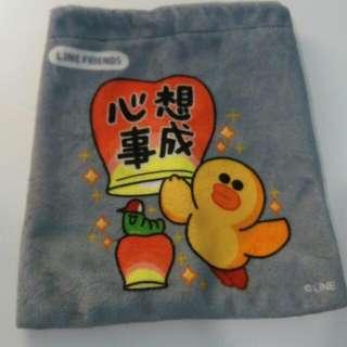 Line 束口袋