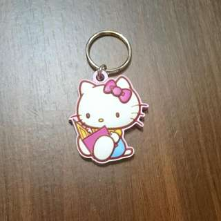 (買就送)Hello Kitty鑰匙圈