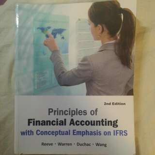會計原文書- Principles of Financial Accounting with Conceptual Emphasis IFRS