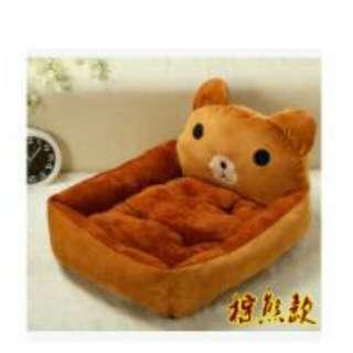 拉拉熊 懶熊 輕鬆熊寵物床墊