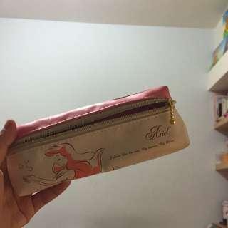 (保留中)全新🎉🎉小美人魚筆袋