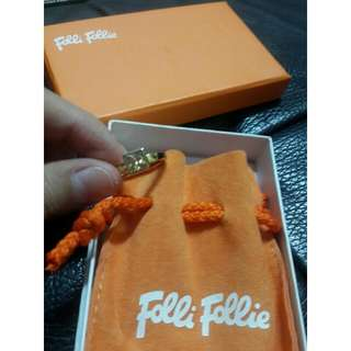 Folli Follie 純銀戒指