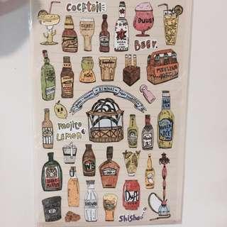 幕尼黑啤酒節貼紙