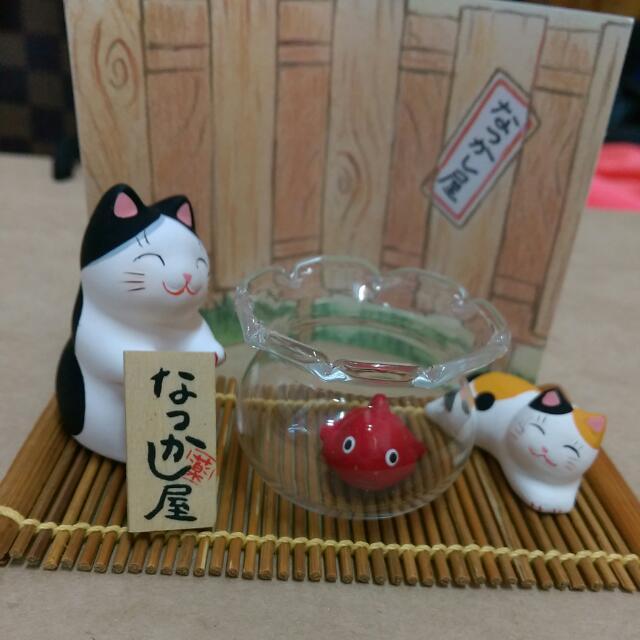 正版藥師窯~招財貓系列~