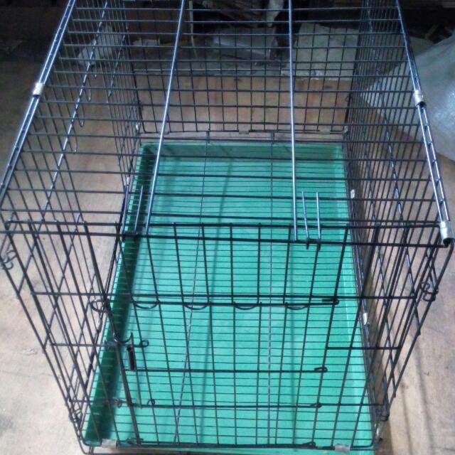 快速組合式寵物籠
