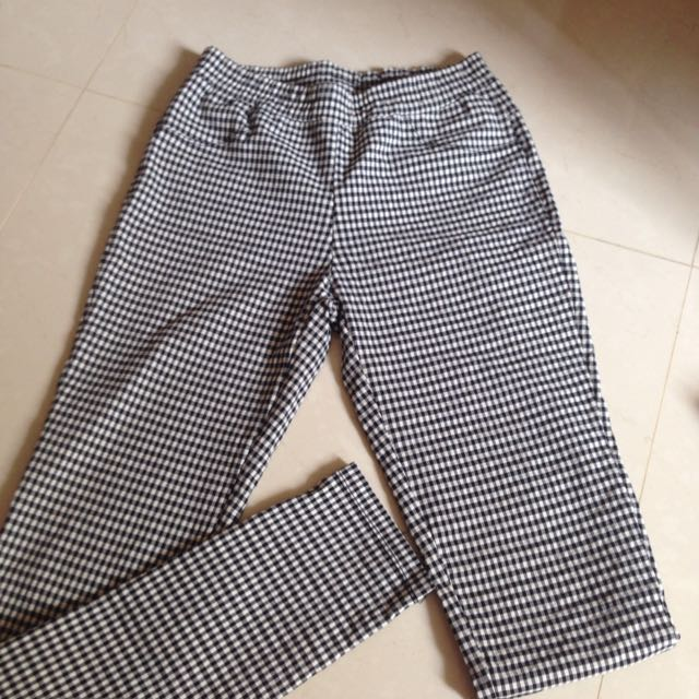 💖格紋褲💖