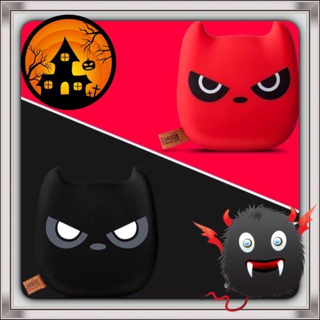 惡魔 行動電源 另有 卡通 史迪奇 叮噹 ㄟ夢 小小兵 復仇者聯盟 超人 蜘蛛人