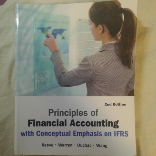 會計原文書- Principles of Financial Accounting with Conceptual Emphasis IFRS