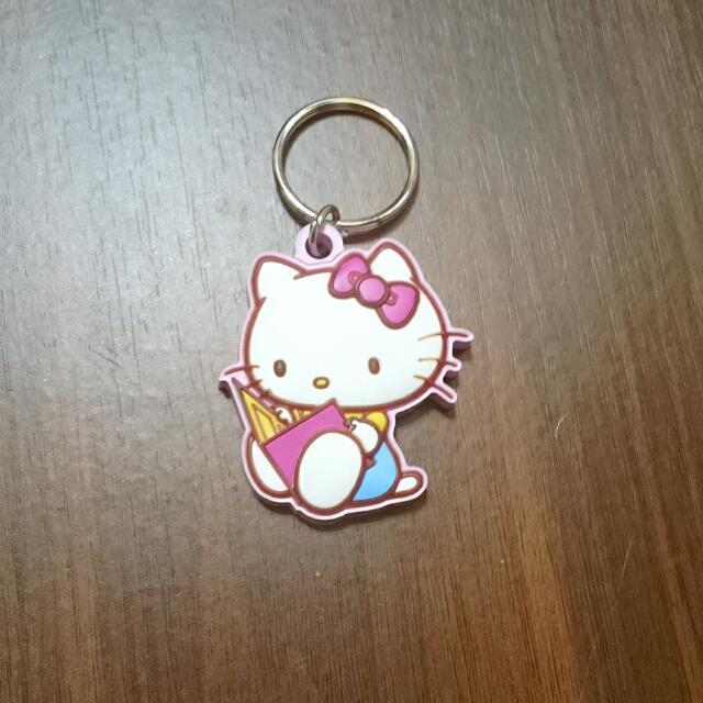 (買就送)Hello Kitty鑰匙圈