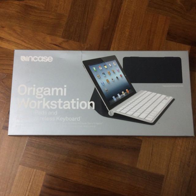 Incase Origami Workstation… das etwas andere Keyboard Case für ... | 640x640