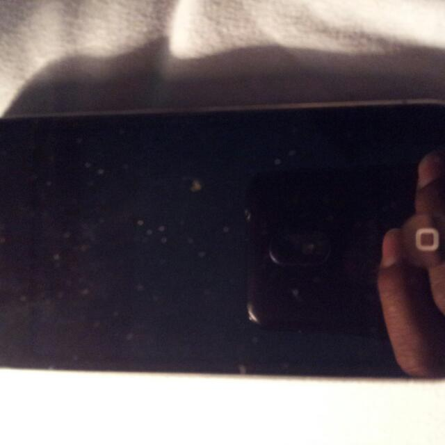 IPhone 4 Everything Works Great But Cracked From Back
