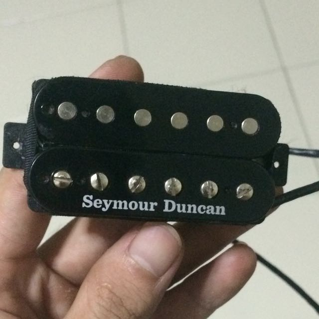 Seymour Duncan Pearly Gates Pickup, Music & Media on Carousell