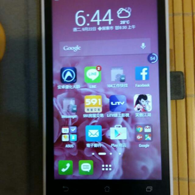 二手ZenFone5 女用機..支援4g