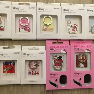 🎉📢挑戰全國低價85元!時尚簡約🇰🇷韓風IRing手機指扣👍現貨供應❗️