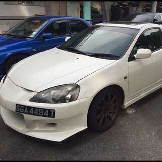 Honda Integra Dc5 Manual Type -R 7.5k