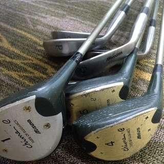 Women Mizuno Golf Set