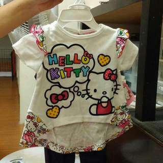 Hello Kitty套裝12M
