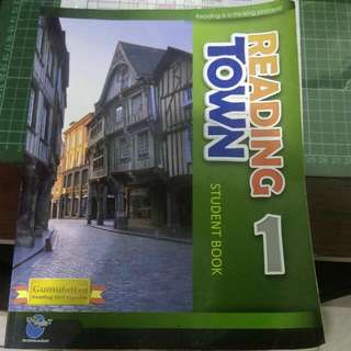 Reading Town 1
